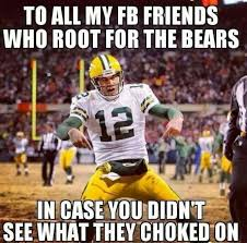 Bears Packers Meme - 75 best packers bears memes images on pinterest greenbay packers