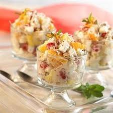 clinton kelly and stacy londons ambrosia salad recipe by the chew crew ambrosia salad recipe ambrosia salad salad and
