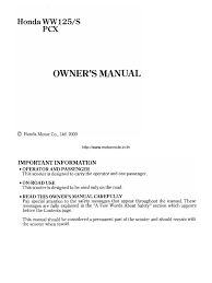 download 1991 honda prelude owners manual docshare tips