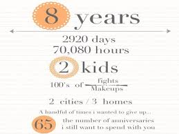 25 year anniversary gift best 25 8 year anniversary gift ideas on gift for