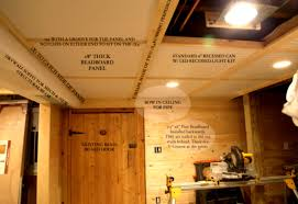 24 cool basement ideas and inspiration 4217 unfinished ceiling