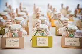 bridal brunch favors seattle northwest inspired wedding favor ideas wedding favors for