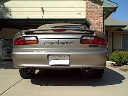 99 camaro exhaust slp loudmouth ii catback exhaust 1999 camaro z28
