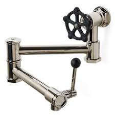 articulated kitchen faucet this just might be the fanciest kitchen we ve seen