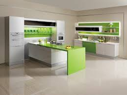 cuisine blanche et verte cuisine moderne verte et blanche sellingstg com
