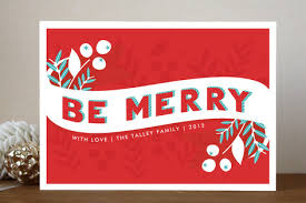 Graphic Design Holiday Cards Be Merry Berries Holiday Cards By Angela Marzuki
