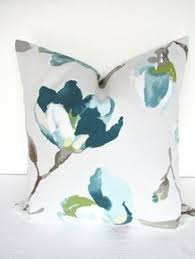 blue and gray sofa pillows robert allen lime green and gray decorative pillow cover 18 inch