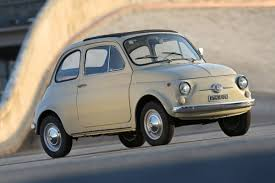 the original fiat 500 is now a work of art literally