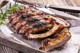 cuisiner travers de porc recette travers de porc grillés aux épices