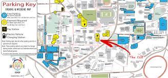 Odu Parking Map University Of Kentucky Parking Map Map My Workout Oldschool