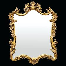 wall mirrors baroque antique wall mirrors best 25 oval mirror