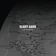 Giant Map Of The United States by Giant Sand U2013 Is All Over The Map 25th Anniversary Edition U2013 Cd