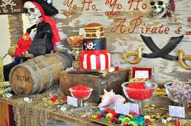 pirate birthday party kara s party ideas of the caribbean birthday party
