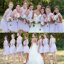 lavender bridesmaids dresses get cheap bridesmaid dresses purple aliexpress