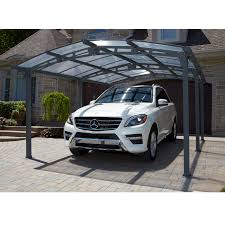 Lowes Pergola Plans by Decor Garage Kits Lowes With Black Metal Frame For Home