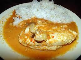 cuisiner les l馮umes sans mati鑽e grasse recette de poulet sauce aux chignons sans matière grasse