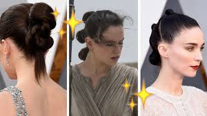 star wars hair styles this rey inspired hair trend took over the oscars cause the force