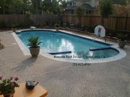 Waterfall Glass Tile Swimming Pool And Spa Design Luxury Inground Swimming Pool Amp