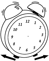 blank digital clock face clip art 57