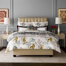 Tiger Comforter Set All Bedding Williams Sonoma