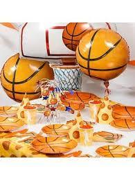 basketball party supplies basketball slam dunk cupcake toppers slam dunk and slammed