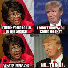 State Of The Union Meme - i heard maxine waters is giving the response to the state of the