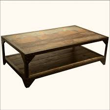 Overstock Round Coffee Table - coffee table reclaimed wood and metal coffee table round coffee