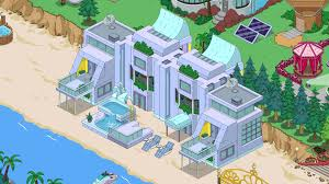 Modern Mansion Art Deco Inspired Modern Mansion Tstodesign