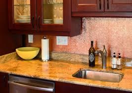 Copper Tile Backsplash For Kitchen - copper backsplash copper tile backsplash cosca decoration home