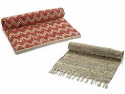 ingrosso tappeti tappeto in cotone pelle e corda 45 01 18 from italy