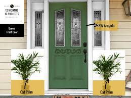 you vote we create project 2 the painted front door the