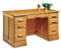Solid Wood Computer Desk Solid Wood Office Desks Online Free Shipping Officedesk Com