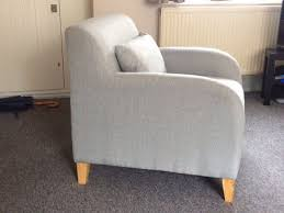 Used Armchair Stylish Nordic Style Barely Used Armchair In Walthamstow London