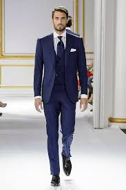 suits 2016 fashion trends blue suits