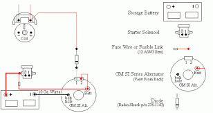 wiring diagram for delco alternator u2013 readingrat net