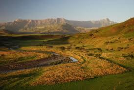 Drakensberg Mountains Map Hlalanathi Berg Resort Drakensberg South Africa