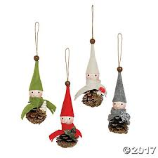 pinecone gnome ornaments trading discontinued