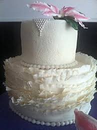make fondant frills for couture cakes with maggie austin on