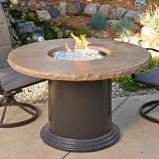 Discount Outdoor Fireplaces - outdoor greatroom key largo fire pit table walmart com