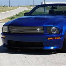 2007 mustang grill mustang gt cs front bumper cover 05 09 lmr com