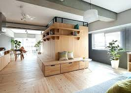 japanese home interior japanese modern furniture l shaped apartment with no doors