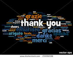 thank you in different languages stock images royalty free images