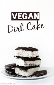 vegan dirt cake minimalist baker recipes