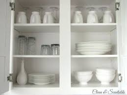 Kitchen Cabinet Organize Organize Kitchen Cabinets Faced