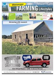 wairarapa farming lifestyles march 2017 by northsouth multi media