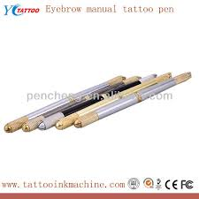 semi permanent makeup eyebrow manual tattoo pen buy eyebrow