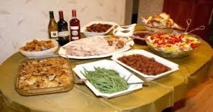 happy thanksgiving menu recipes list traditional thanksgiving