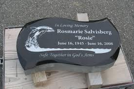 flat grave markers flat grave marker portfolio pacific coast memorials