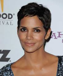 back view of halle berry hair halle berry pixie cuts short hairstyles 2016 2017 most