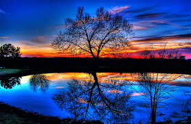 bold colors sunsets reflections beautiful vibrant bold sky vivid colorful